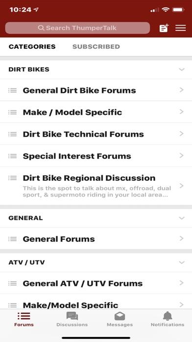 ThumperTalk by ThumperTalk, inc  (iOS, United States) - SearchMan