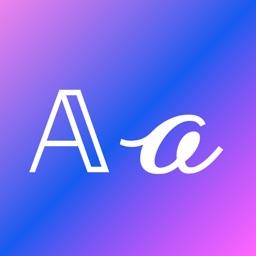 Fonts | cool keyboard