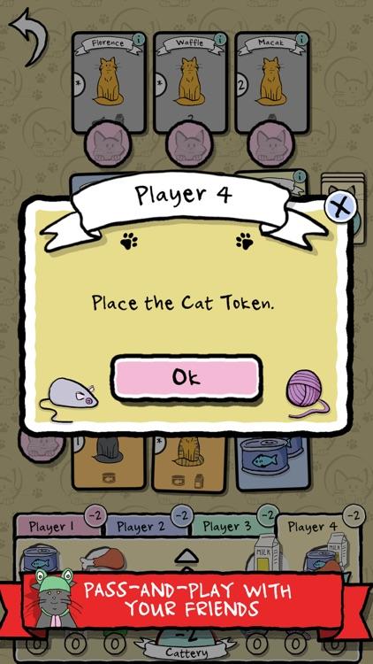Cat Lady - The Card Game screenshot-4