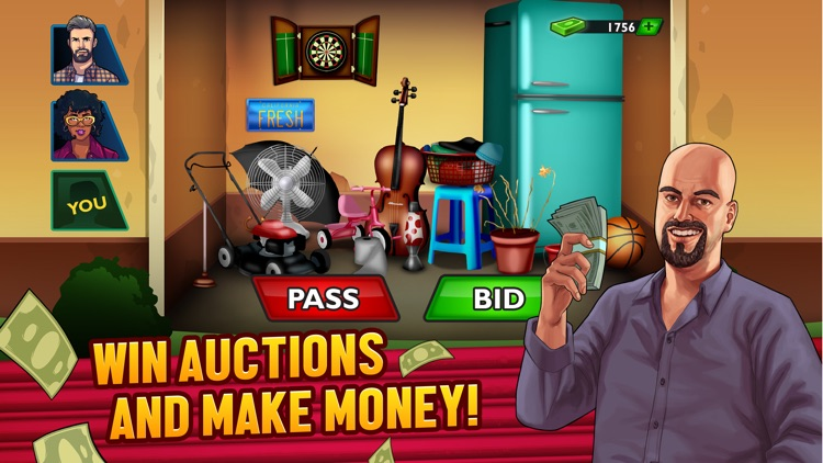 Bid Wars: Storage Auction Game screenshot-0