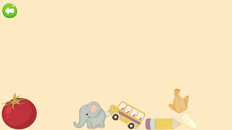 Baby Flashcards: First Words screenshot-7