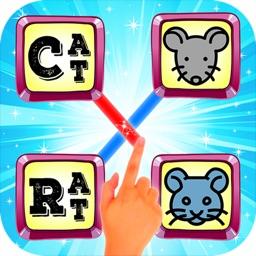 Animal Matching Puzzles