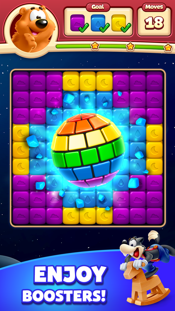 Toon Blast App for iPhone - Free Download Toon Blast for ...