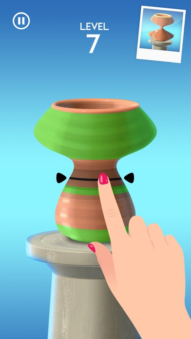 Pottery Lab - Let's Clay 3D screenshot 1