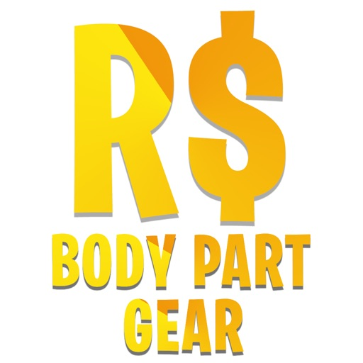 Quiz For Robux Gear &Body Part by Herr abuk