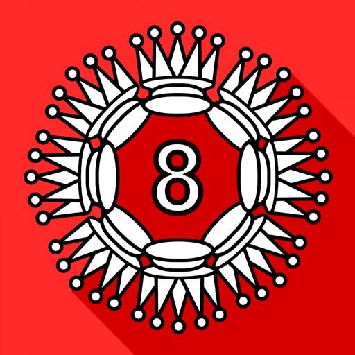 Eight Queens - (8 Queens)