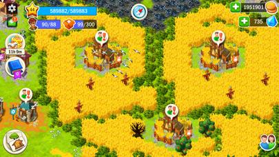 WORLDS Builder: Farm & Craft screenshot 2