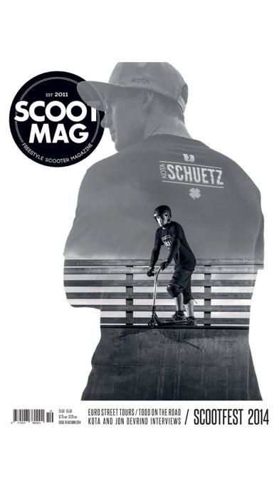 Scoot Mag Screenshot