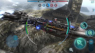 Space Armada: Galaxy Wars screenshot 2