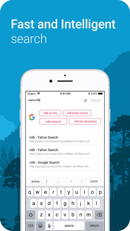 Kode Browser - Fast & Private screenshot-3