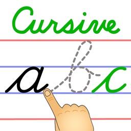 Abc Cursive Writing Practice