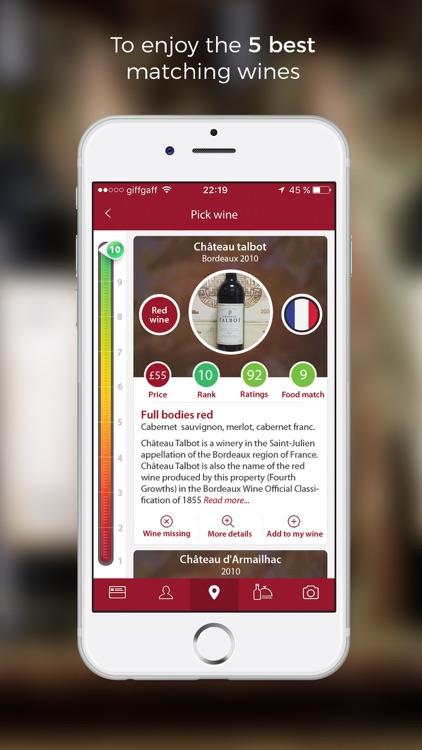 Wine Picker find the best wine