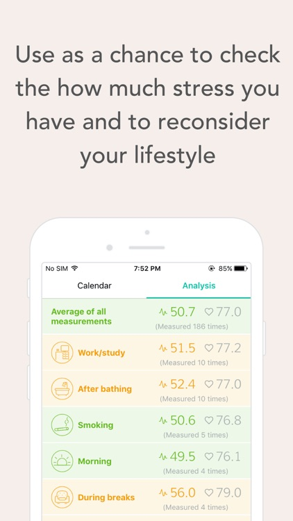 StressScan - check your stress screenshot-4