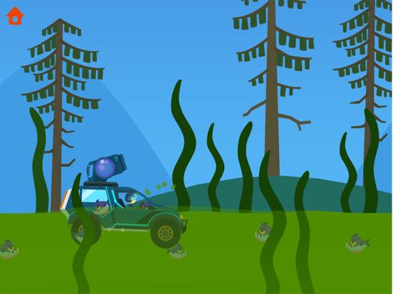 恐竜警備隊 - 子供向けゲームのおすすめ画像8