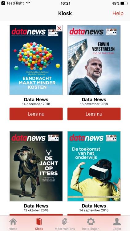 Data News(nl) screenshot-6