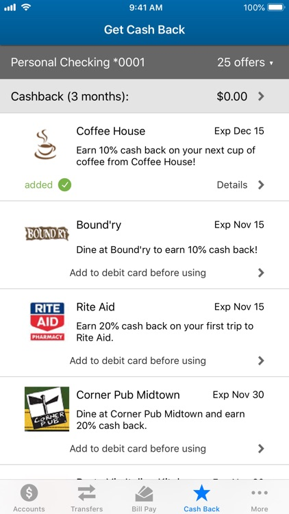 First Shore Federal Mobile screenshot-6