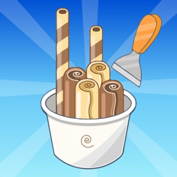 Ice Cream Rolls !!