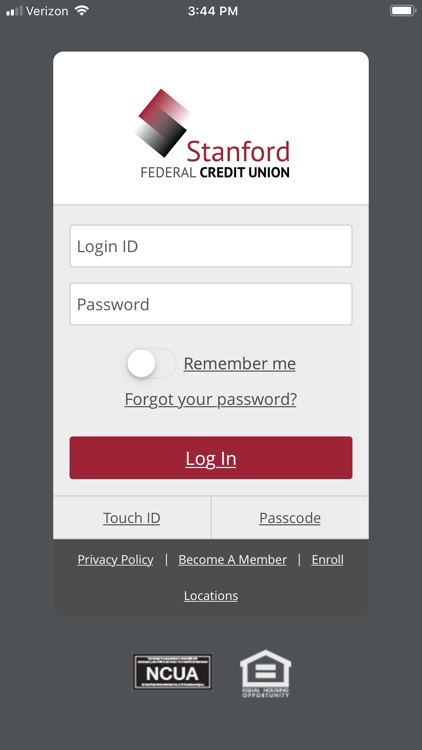 Stanford FCU Mobile Banking screenshot-0