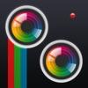 Split Pic 写真コラージュ大量 &ぼかし加工編集 iPhone / iPad