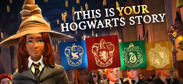 Harry Potter: Hogwarts Mystery on the App Store