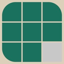 Slider Puzzle - classic photos