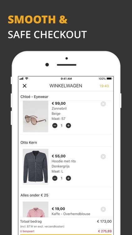 Zalando Lounge — Shopping Club screenshot-3