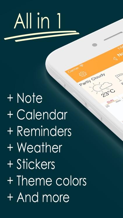 Awesome Calendar screenshot-0
