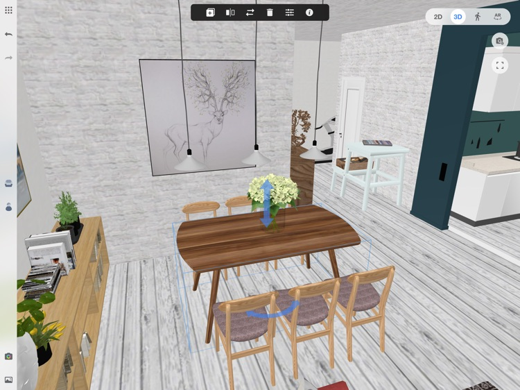 Coohom - 3D Interior Design screenshot-5