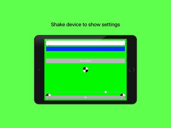 Green Screen - clé de chroma