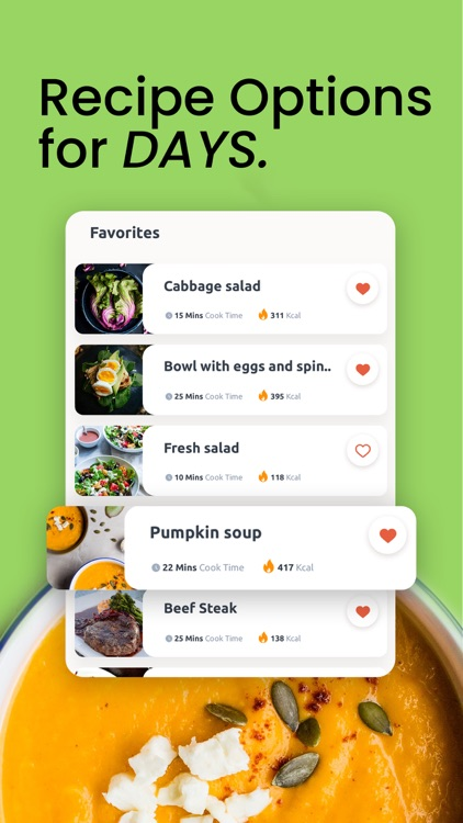 30 Day Whole Foods Meal Plan screenshot-3
