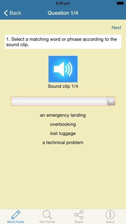 IELTS Word Power screenshot-3