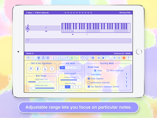 Piano Notes Pro Screenshots