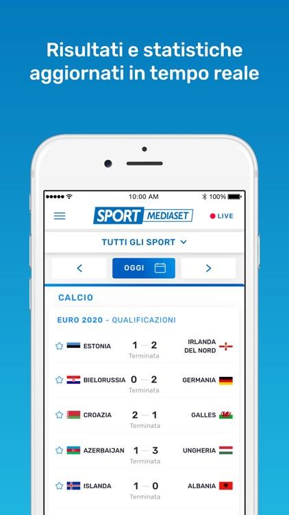 SportMediaset screenshot-4