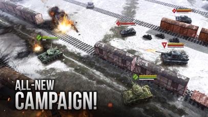 Armor Age: Tank Wars screenshot 1