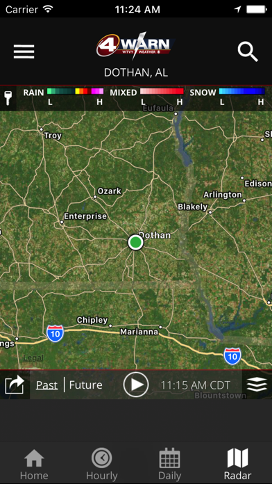 WTVY-TV 4Warn Weather | From Gray Television Group, Inc