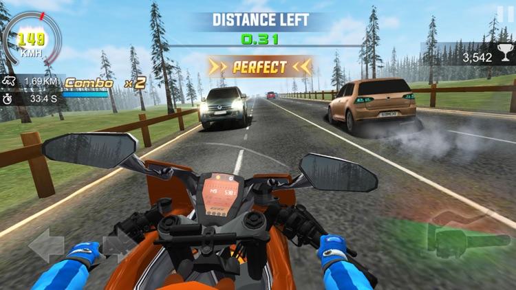 Traffic Moto Racing - X Rider
