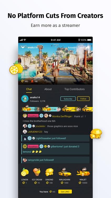 DLive · Live Stream Community screenshot-3