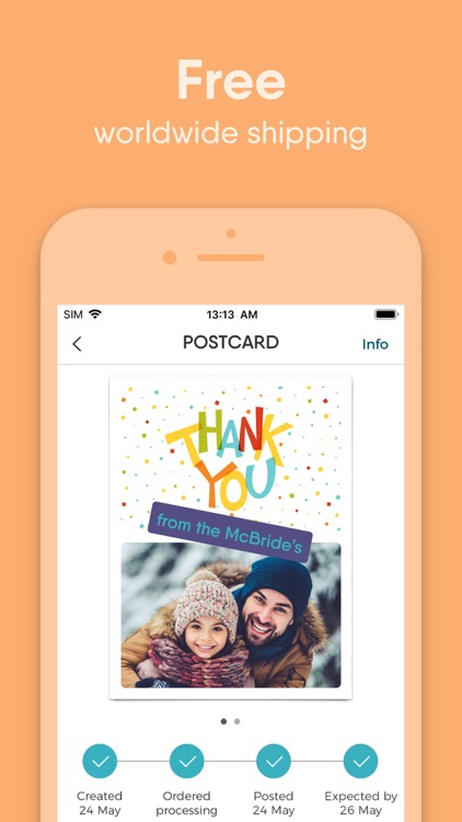 TouchNote - Create Photo Cards screenshot-4
