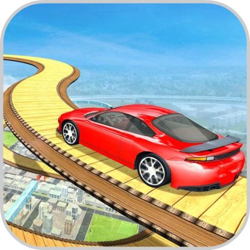 Car Tracks Breathtaking icon