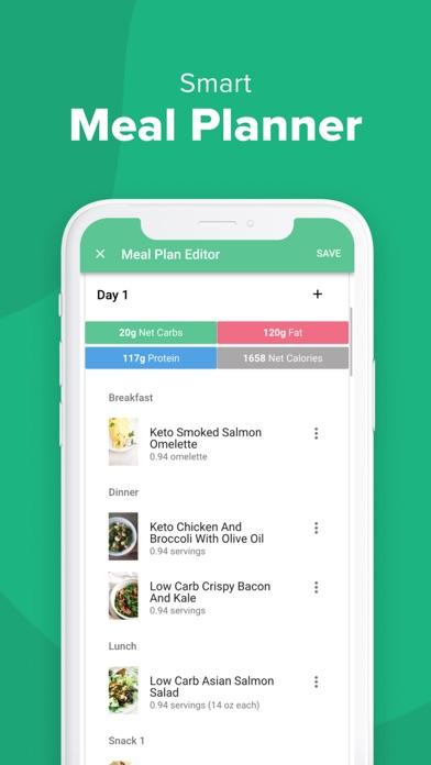 Carb Manager: Keto Diet App Screenshot
