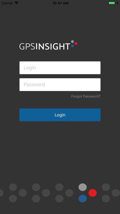 GPS Insight Manager screenshot-0