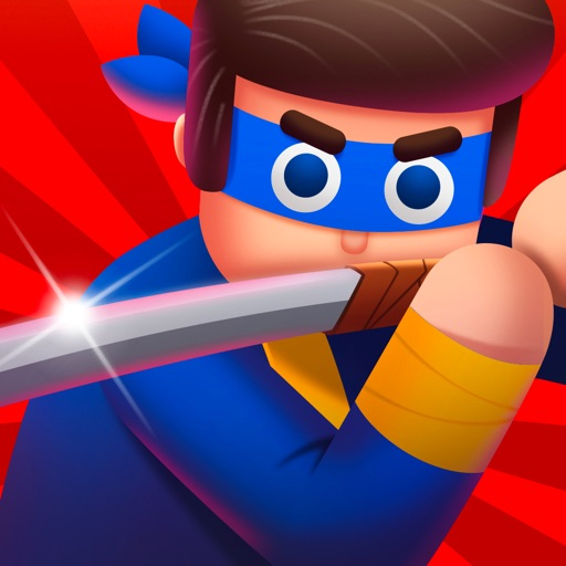 Mr Ninja - Slicey Puzzles free software for iPhone and iPad