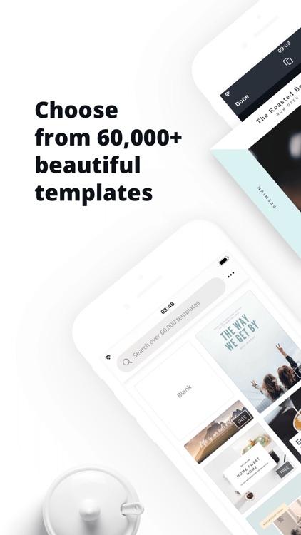Canva: Graphic Design & Video screenshot-3