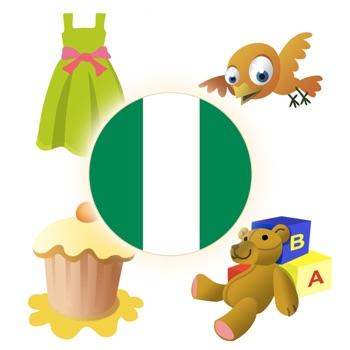 Igbo First Words Logo