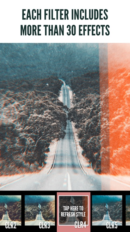 1967: Retro Filters & Effects
