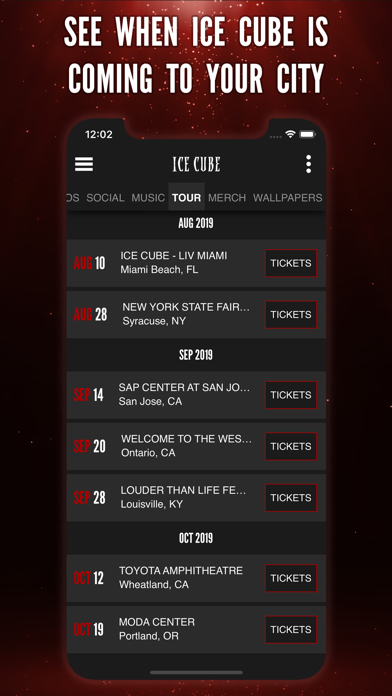 Ice Cube Official Fan Appのおすすめ画像4