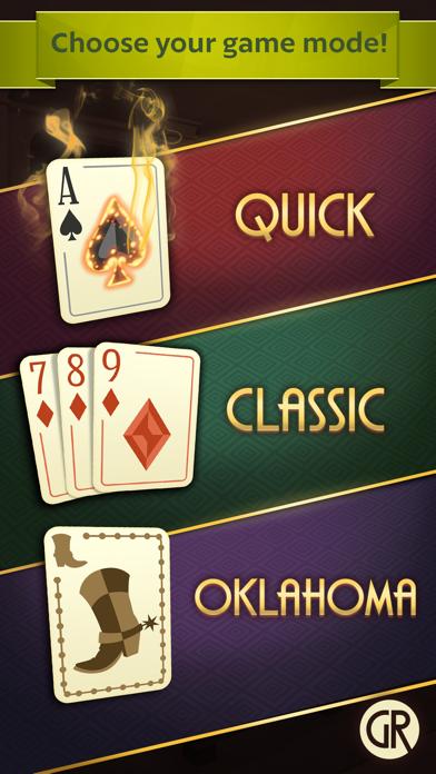 Grand Gin Rummy 2: Card Game screenshot four