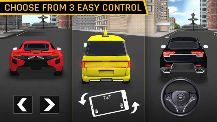 City Taxi Driving: Driver Sim screenshot-6
