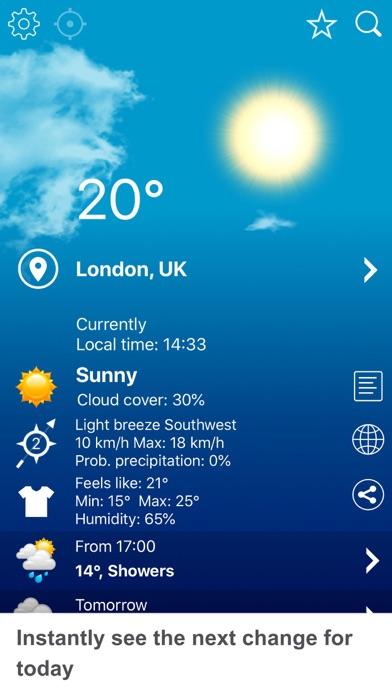 Weather UK XL PRO