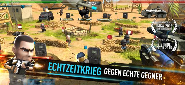 WarFriends: PVP-Shooter-Spiel Screenshot
